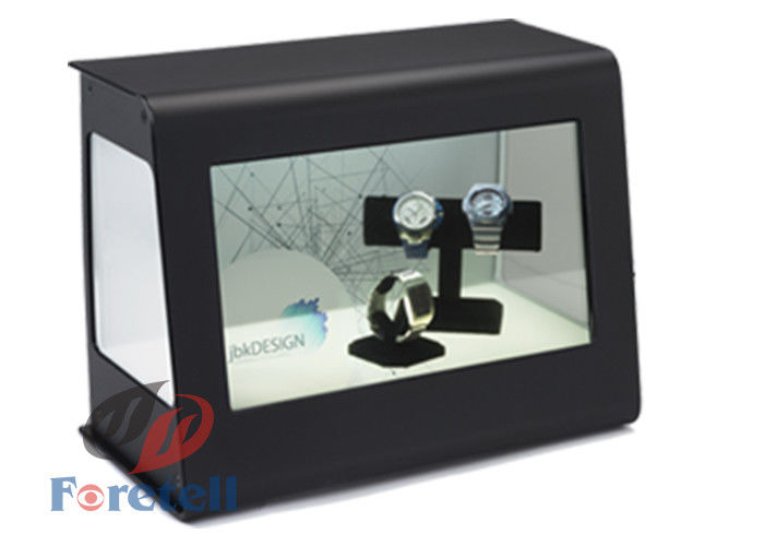 TFT Interactive Monitor Lcd Transparent Display Panel , Colorful Transparent Video Display