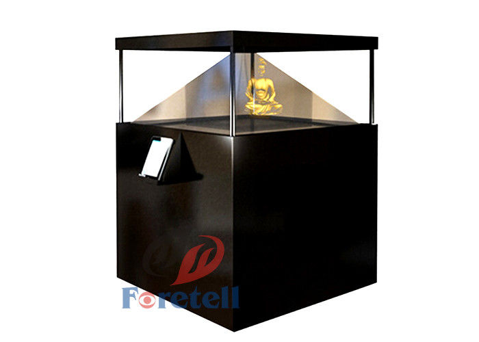 270 Degree 3D Holographic Display 3d Hologram Box 1920 X 1080 Resolution